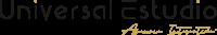 Logotipo Universal Estudio Black